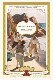 Pitcairn&#39;s island by Nordhoff, Charles