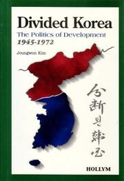 Divided Korea by Chŏng-wŏn Kim