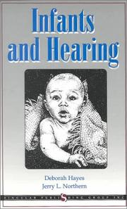 Infants and hearing PDF