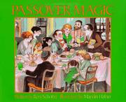 Passover Magic by Roni Schotter