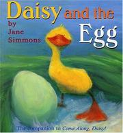 Daisy and the Egg by Jane Simmons