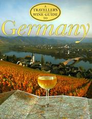 A traveller's wine guide to Germany PDF