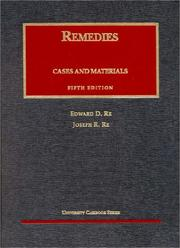 Cases and materials on remedies PDF