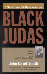 Black Judas by John David Smith