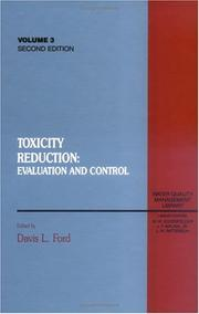 Toxicity Reduction PDF