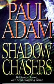 Cover of: Shadow Chasers