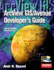 ArcView GIS/Avenue developer's guide PDF