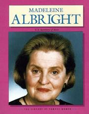 Madeleine Albright by Rose Blue