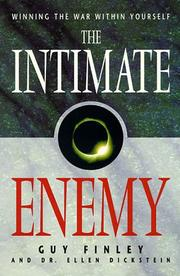 The intimate enemy by Guy Finley
