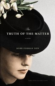 The truth of the matter PDF