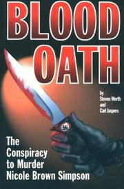 Blood oath by Steven Worth
