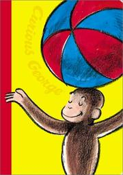 [Curious George Blank Journal]