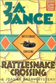 Rattlesnake crossing by Judith A. Jance