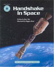 Handshake in Space by Sheri Tan