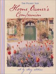 Home Owner's Companion PDF