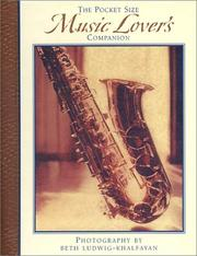Cover of: Music Lover's Companion by Ronnie Sellers Productions