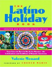 The Latino Holiday Book by Valerie Menard