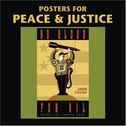 Posters for Peace & Justice 2008 Calendar PDF