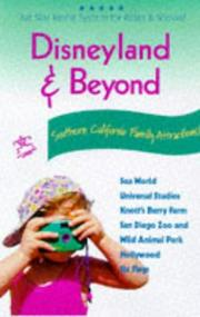 Disneyland and beyond by Judy Wade