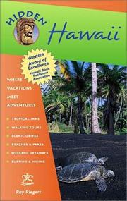 Hidden Hawaii PDF
