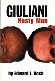 Giuliani by Ed Koch