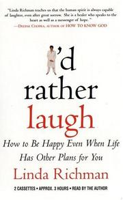 I&#39;d Rather Laugh by Linda Richman
