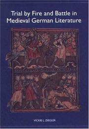 Trial by Fire and Battle in Medieval German Literature (Studies in German Literature Linguistics and Culture) PDF