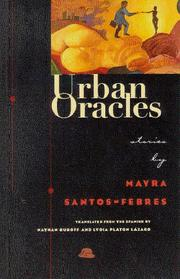 Urban oracles PDF