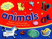 Animals (My First Write and Wipe) PDF
