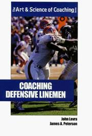 Coaching defensive linemen by John Levra