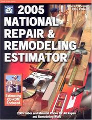 2005 National Repair & Remodeling Estimator (National Repair and Remodeling Estimator) PDF