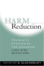 Harm Reduction PDF