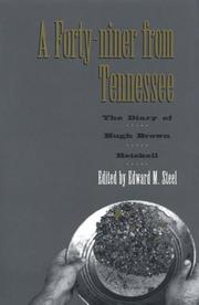 A forty-niner from Tennessee PDF