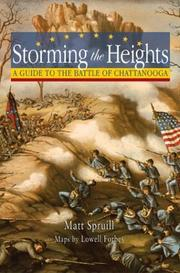 Storming the heights by Matt Spruill