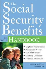 The Social Security Benefits Handbook, 5E (Social Security Benefits Handbook) PDF