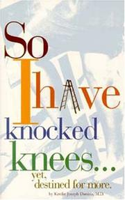So I have knocked knees-- yet, destined for more PDF