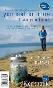 You Matter More Than You Think Workbook PDF