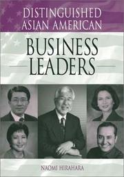 Distinguished Asian American Business Leaders (Distinguished Asian Americans Series) PDF