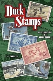 Duck stamps by L. A. Chappell