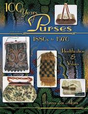 100 years of purses 1880s to 1980s PDF