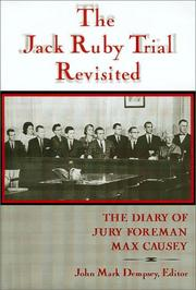 The Jack Ruby trial revisited PDF