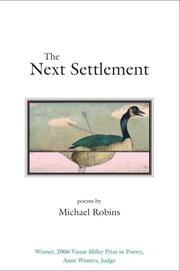 The Next Settlement PDF