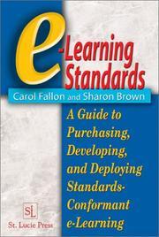 E-Learning Standards