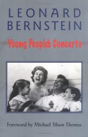 Young people's concerts PDF