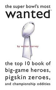 Super Bowl's Most Wanted PDF