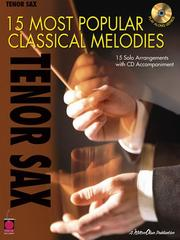 15 Most Popular Classical Melodies PDF