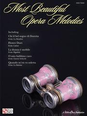 Most Beautiful Opera Melodies for Easy Piano PDF