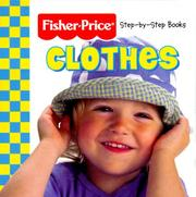 Clothes (Fisher Price Baby Steps) PDF