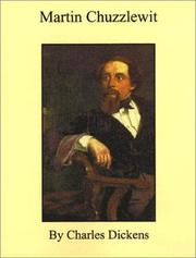 Cover of: Martin Chuzzlewit by Nancy Holder
