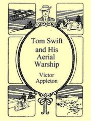 Cover of: Tom Swift and His Aerial Warship by Victor Appleton